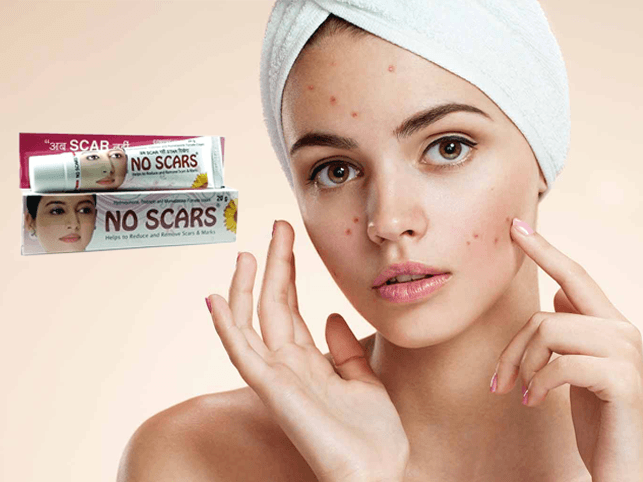 No Scar Face Cream Is An Effective Remedy To All Skin Problems